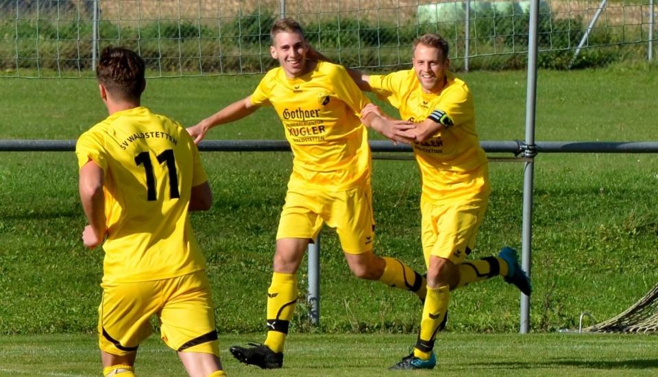 Fußball 1. mannschaft 1